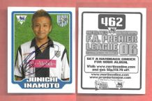 West Bromwich Albion Junichi Inamoto Japan 462